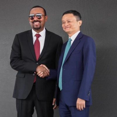 Jack Ma coronavirus test kits