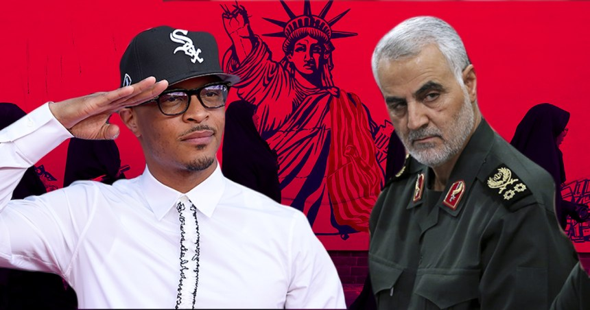 T.I. Defends Iran