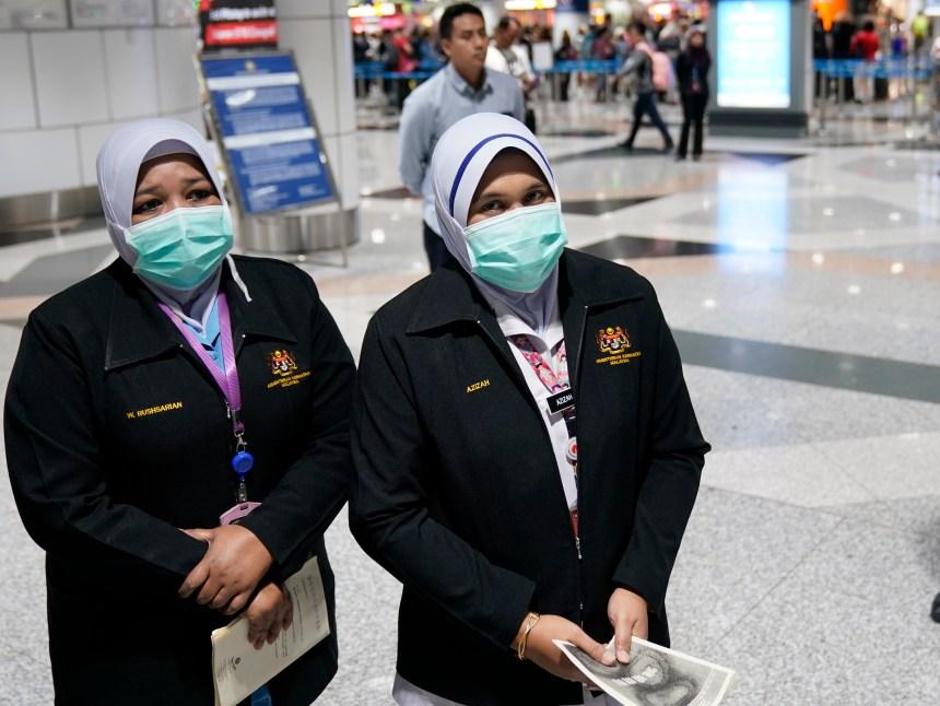 coronavirus Ethiopian Airlines