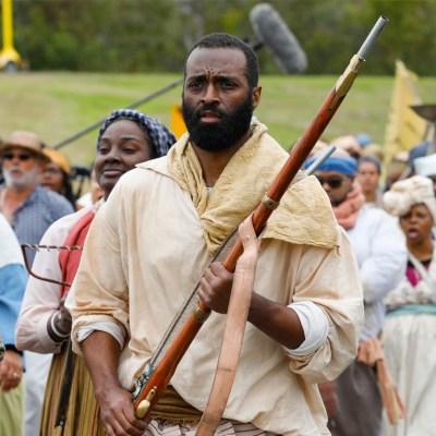 slave revolt history