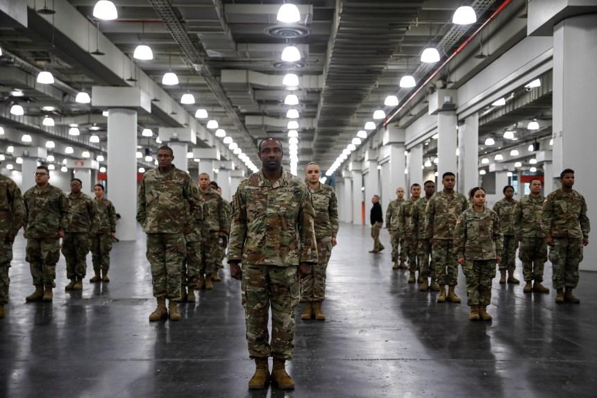 National Guard U.S. military
