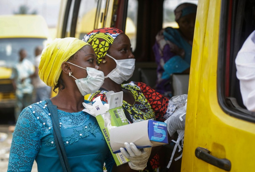 Chloroquine coronavirus deaths