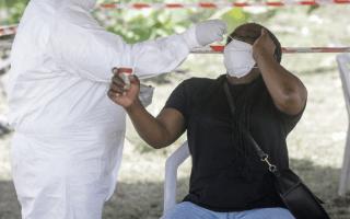 Nigeria coronavirus testing infectious disease law