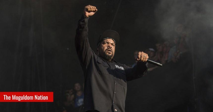 Ice Cube Black Islam