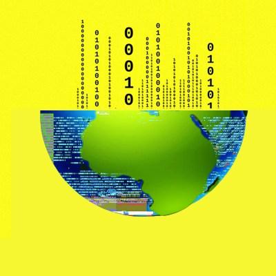 Algorithmic Colonization of Africa