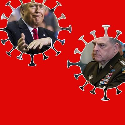 Generals Go Into Quarantine