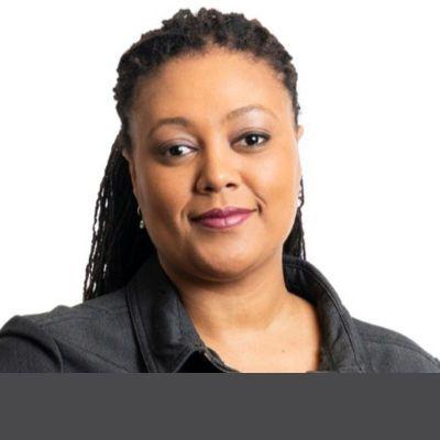 Journalist Kimberly Adams