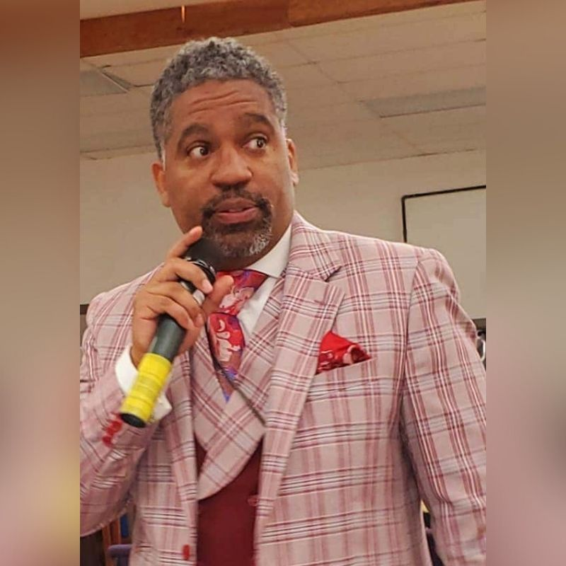 Prosperity Preaching Pastor