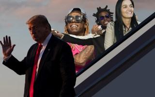 Trump pardons