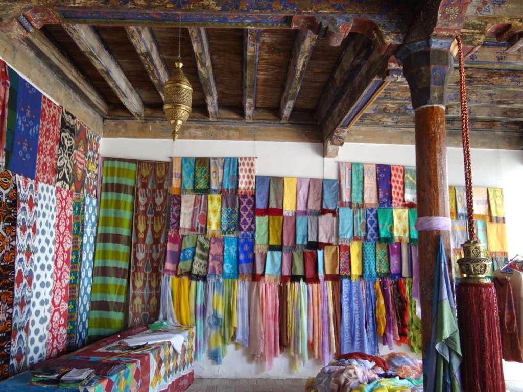 silk uzbekistan