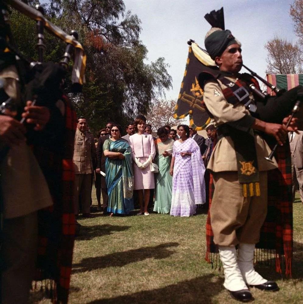 jackie kennedy's visit to pakistan landi kotal