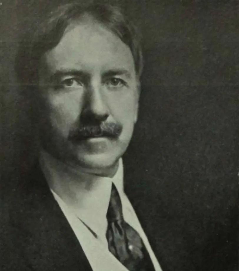 William Welles Bosworth portrait