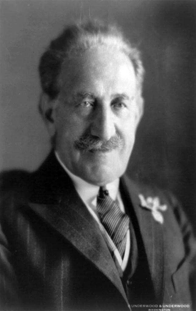 Samuel untermyer portrait