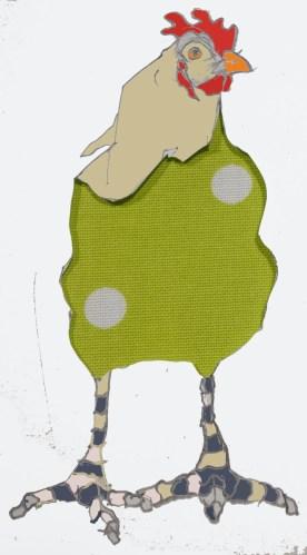 green-upright