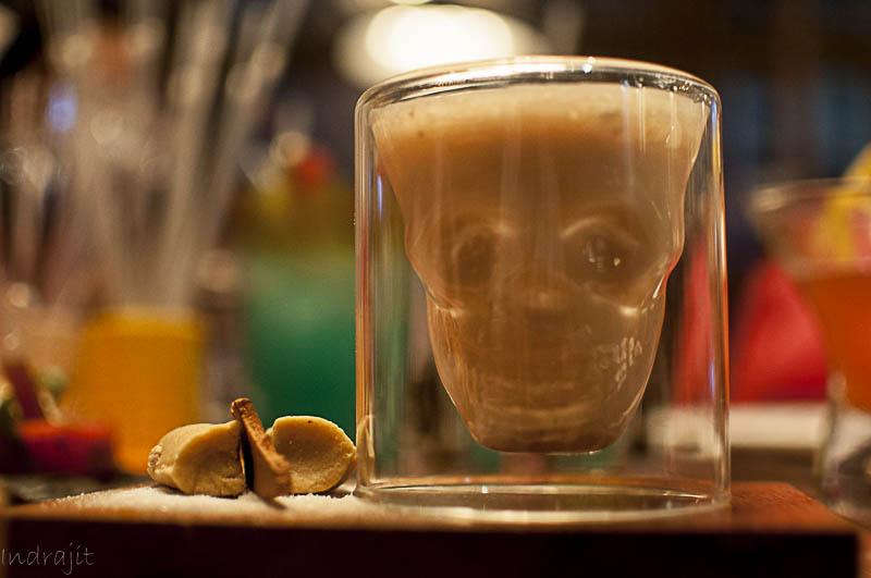 Jamaican skull