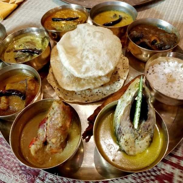 thali at aaheli