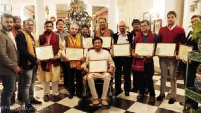 Calcutta culinary heritage awards