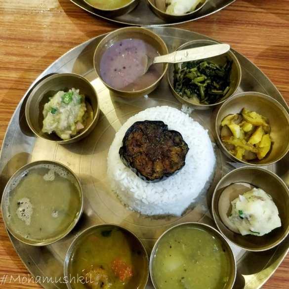 Jaluk- assamese restaurant Kolkata