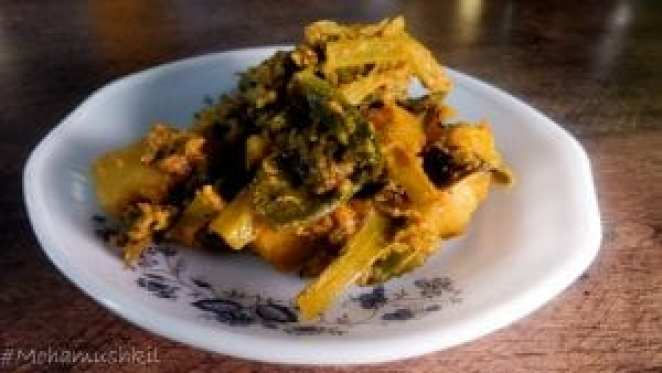 Bengali vegetable dish