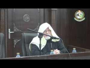 ثمرات حسن الاعتقاد لـ د.محمد السعيدي..مكتب الدعوة بالبجادية