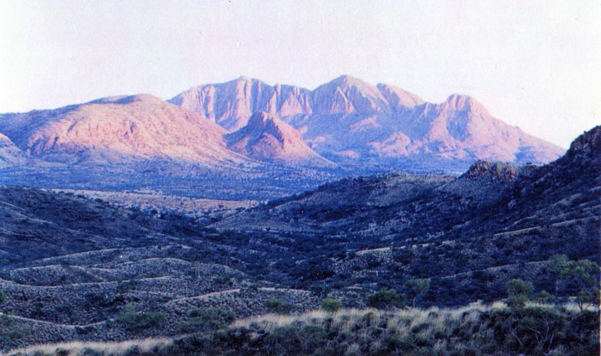 Wave6-Mt Sonder dawn Samc