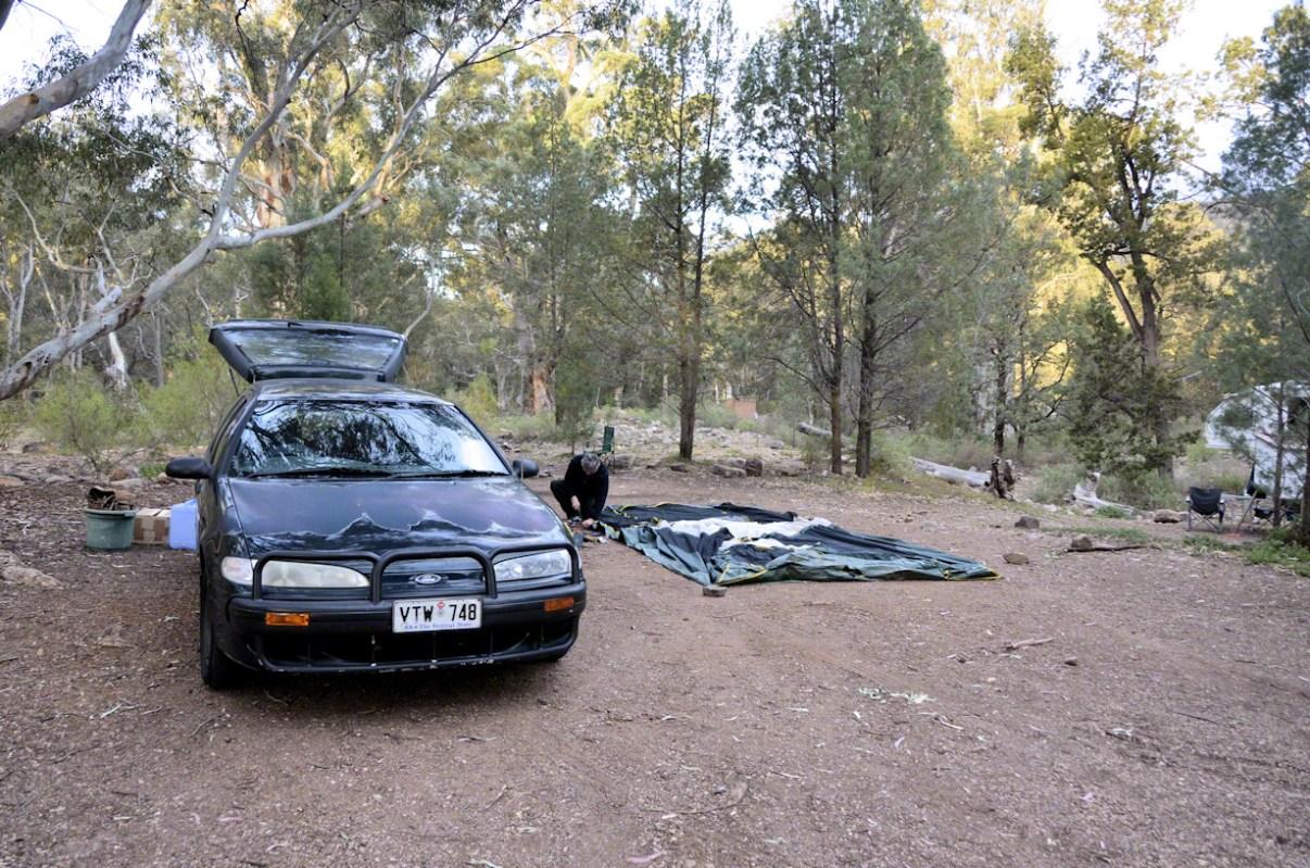 M-B7-Car Set Up