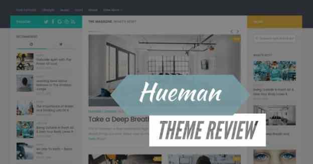 Hueman Theme Review Best WordPress Theme