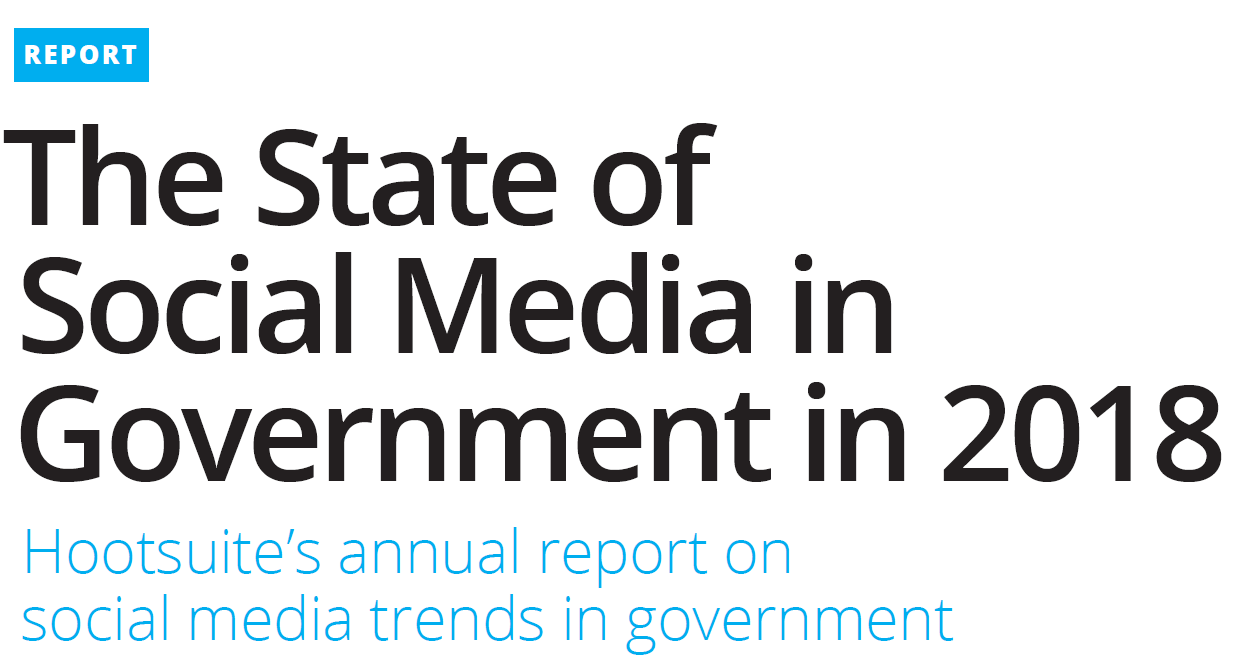 Government Social Media 2019