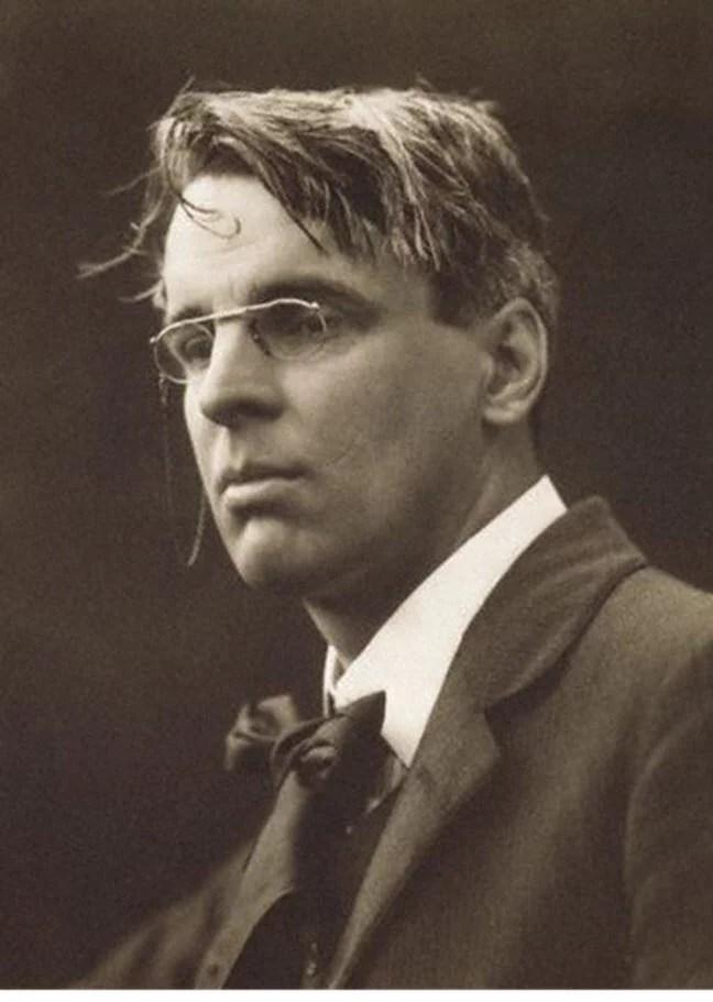 William Butler Yeat by George Charles Beresford - قصة حياة وليم بييتس (ما بين عبقرية الفن والسحر)