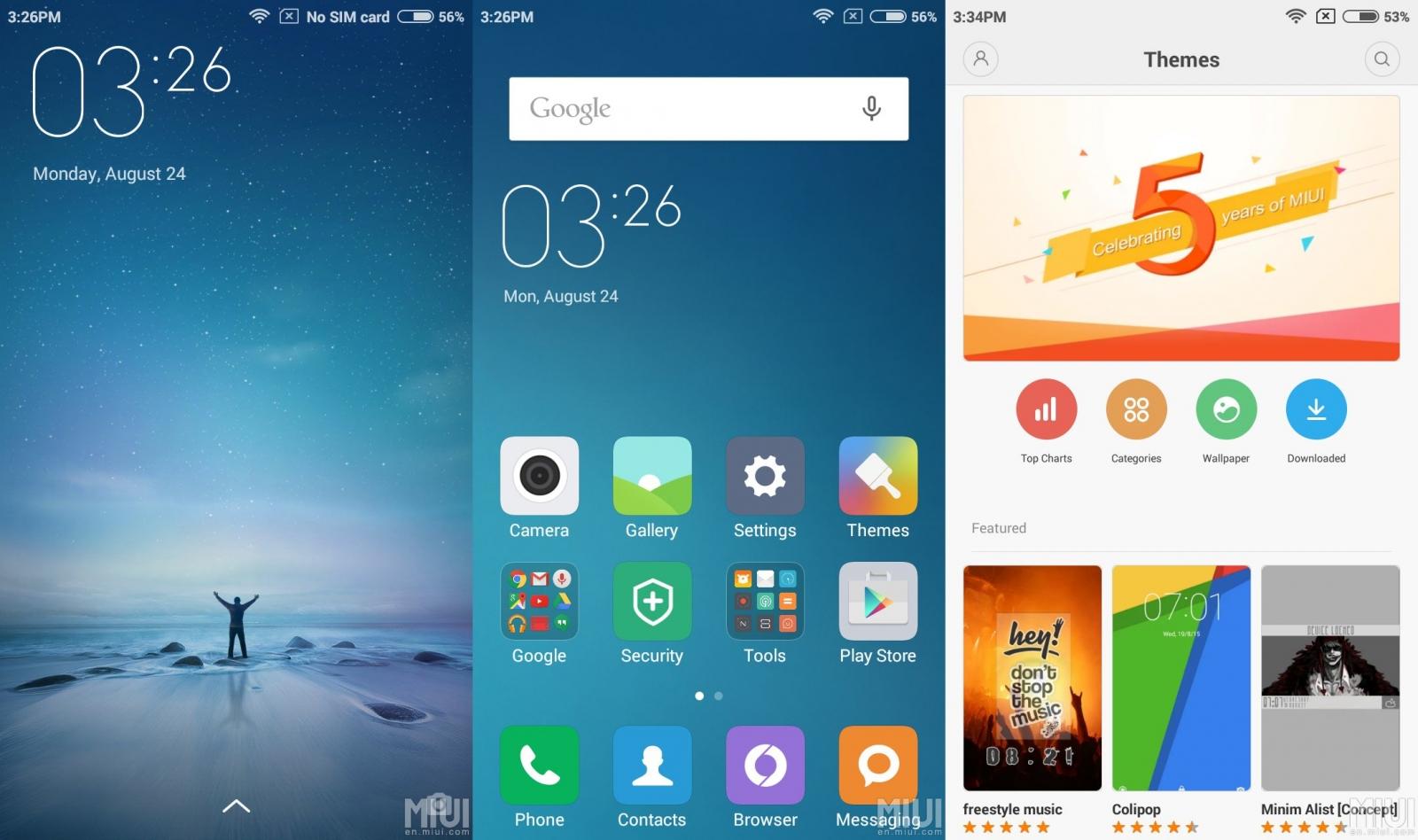 [ روم ] [ Miui v7 - Android Kitkat 4.4.2 ] لأجهزة Galaxy Note 3