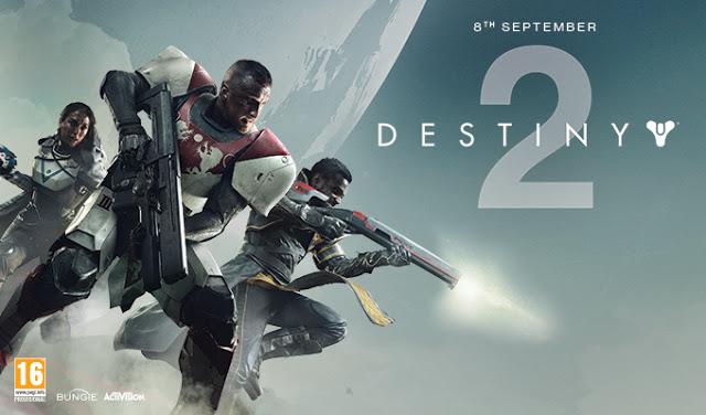 كل ما تحتاج أن تعرفه عن لعبة Destiny 2