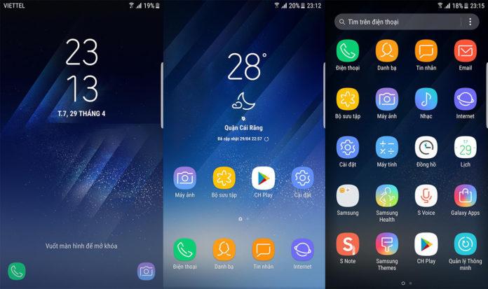 [روم][نوت 3] [MAZENGER A5 ROM V1.0] بنظام ومميزات Galaxy S8