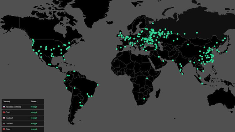الهاكرز يشنون هجوما واسع النطاق على مؤسسات حكومية في عشرات الدول حول العالم