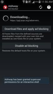 Install AdAway Adblocker for Android Mohamedovic 01