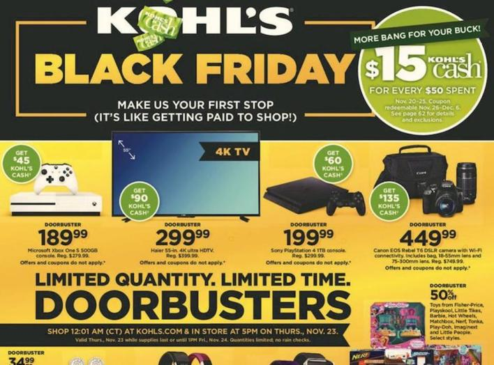 Leaked PS4 Offer AD 150 in Black Friday