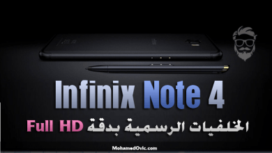 Infinix Note 4 stock Full HD wallpapers