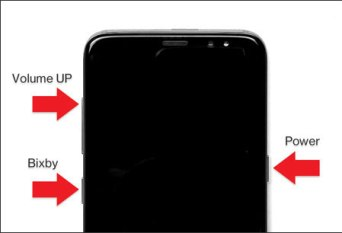 Samsung Galaxy S8 Recovery Mode Mohamedovic