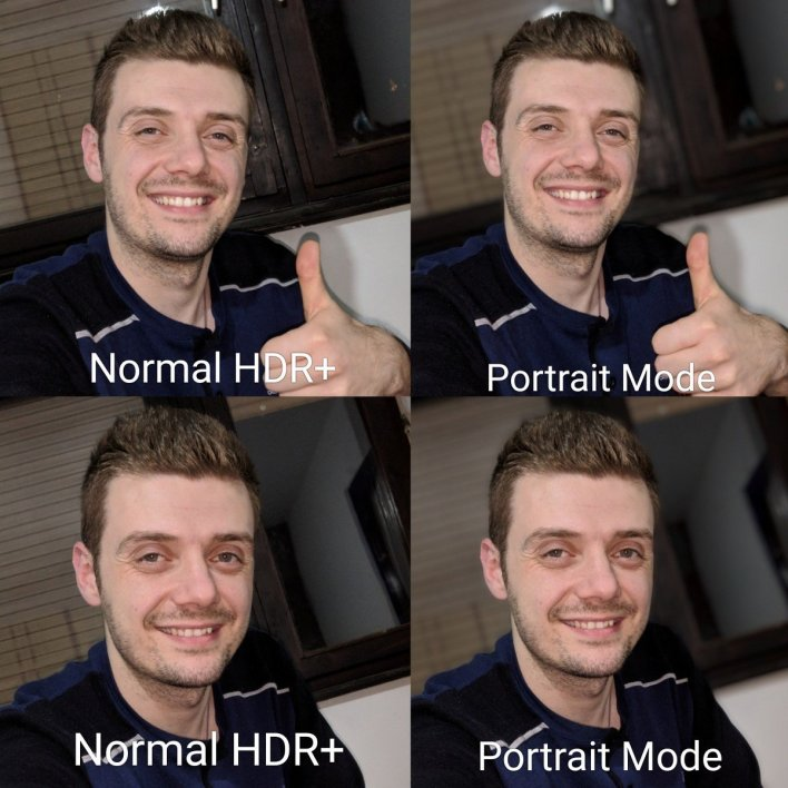 Google Pixel 2 Ported Portrait Mode Mohamedovic