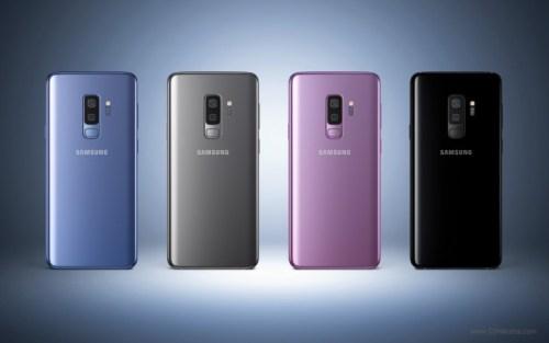 Samsung Galaxy S9 Plus Mohamedovic