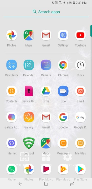 Android-9.0-P-Pixel-Launcher-App-Drawer-Mohamedovic-02
