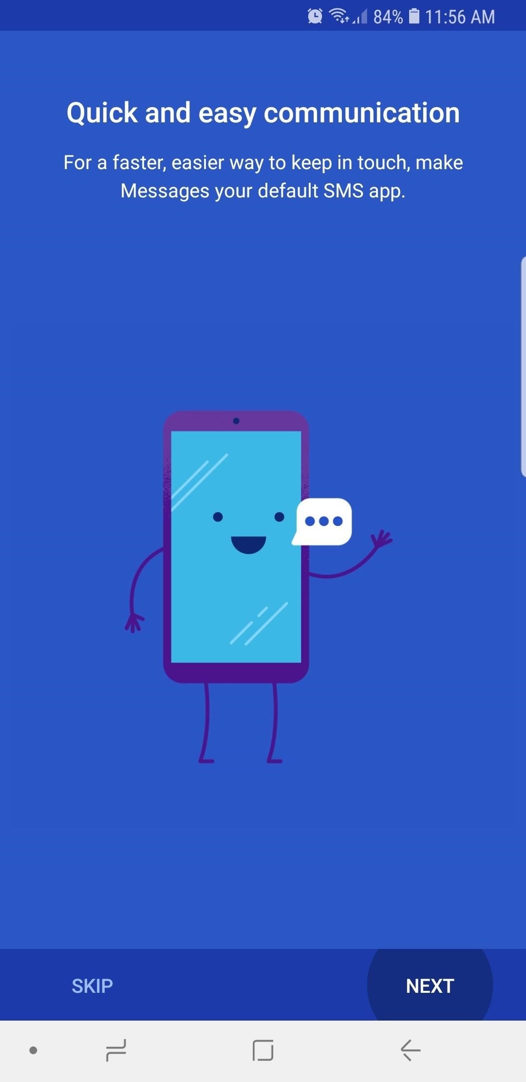 Google Pixel Android Messages App Mohamedovic 01