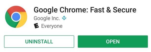 Google Pixel Chrome Browser App Mohamedovic