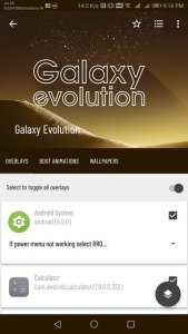 How to Install Samsung Galaxy S9 Theme Mohamedovic 02