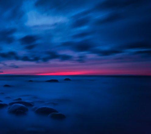 Nokia-7-Sunset-Over-The-Sea-Wallpaper-Mohamedovic-04