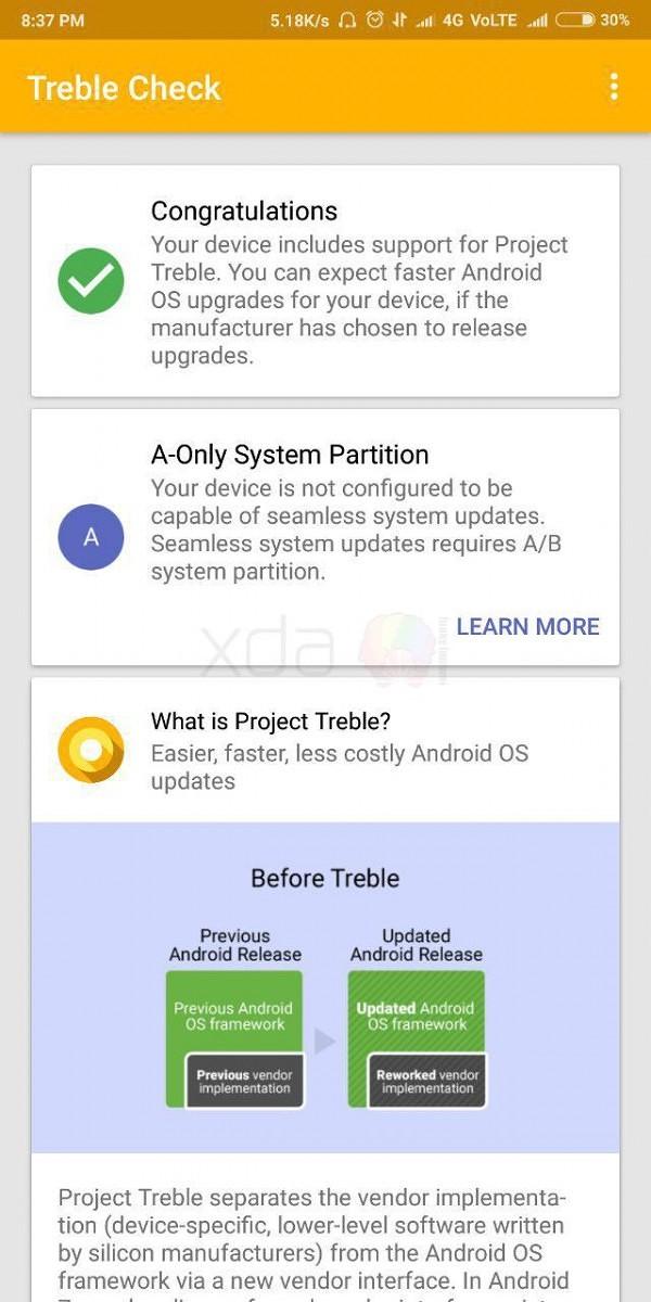 تثبيت تحديث Android 8.1 Oreo الرسمي (مُسرب) لهاتف Redmi 5 Plus 2
