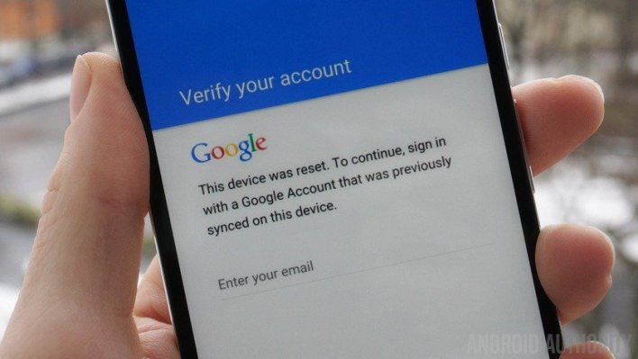 Factory Reset Protection FRP on Samsung Devices Mohamedovic
