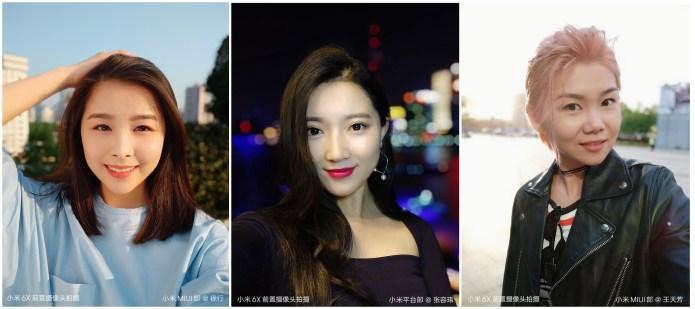 بعض صور السيلفي المُلتقطة بواسطة هاتف شاومي Mi A2 والتى مدى تطور وقوة الكاميرا الأمامية في الهاتف