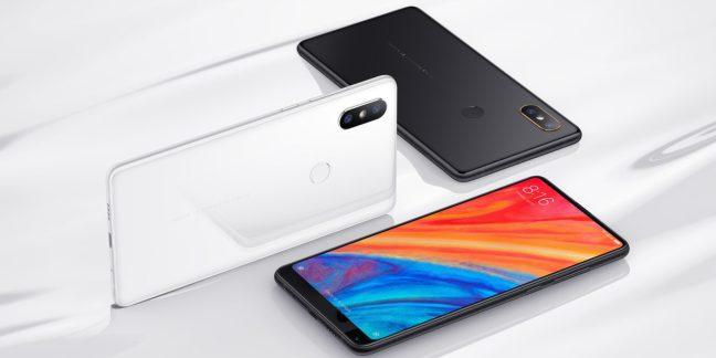 Xiaomi Mi Mix 2S Mohamedovic