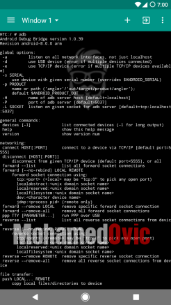 How-to-write-ADB-Fastboot-Commands-using-Android-Device-Mohamedovic-01