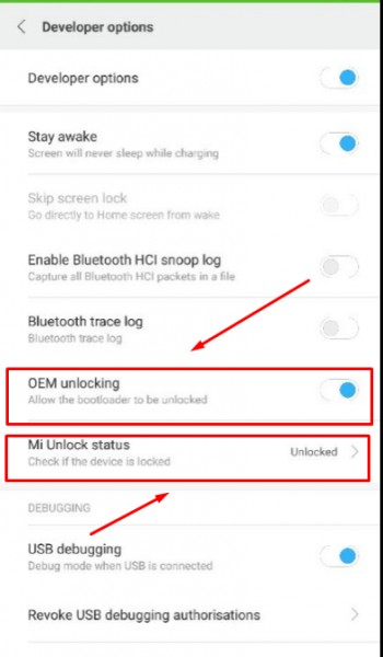 Xiaomi Developer Options Mohamedovic 02